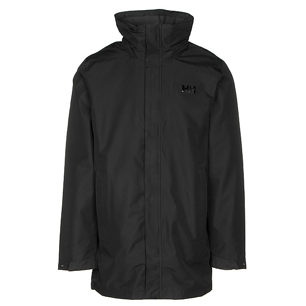 Helly Hansen Mercer CIS Mens Jacket, Black, 600