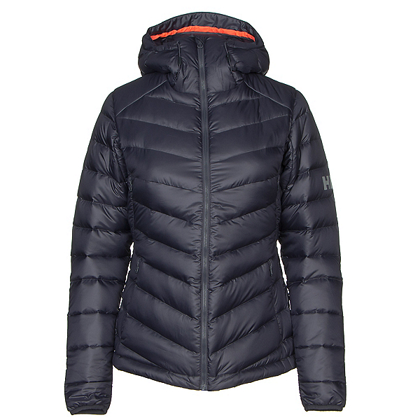 Helly Hansen Odin Veor Down Womens Jacket, Graphite Blue, 600