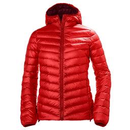 Helly Hansen Verglas Hooded Down Insulator Womens Jacket, Melt Down, 256