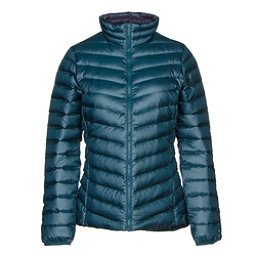 Helly Hansen Verglas Down Insulator Womens Jacket, Midnight Green, 256