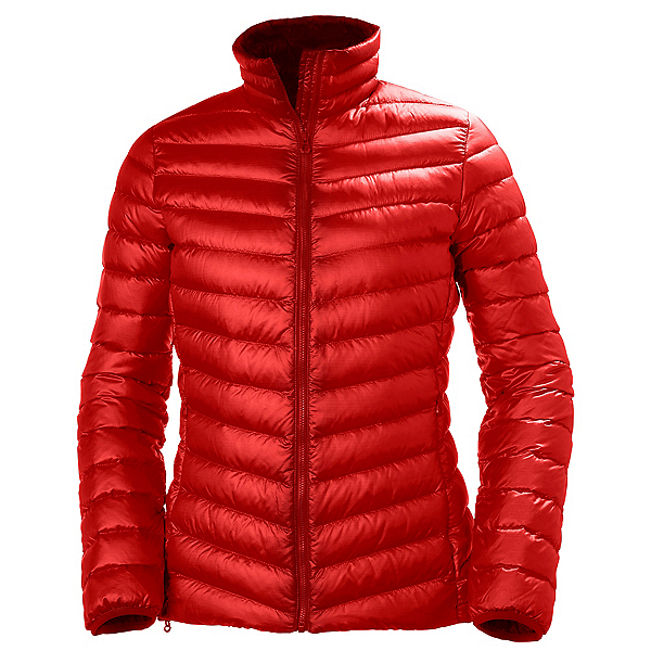 Helly Hansen Verglas Down Insulator Womens Jacket, Melt Down, 600