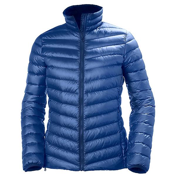Helly Hansen Verglas Down Insulator Womens Jacket, Stone Blue, 600