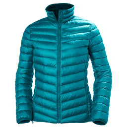 Helly Hansen Verglas Down Insulator Womens Jacket, Pagoda, 256