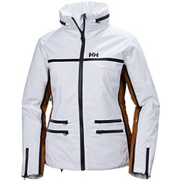 Helly Hansen Star Womens Insulated Ski Jacket, White, 256