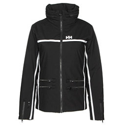 Helly Hansen Star Womens Insulated Ski Jacket, Black, 256