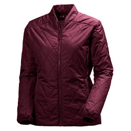 Helly Hansen Powderqueen Insulator Womens Jacket, Port, 256