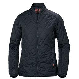 Helly Hansen Powderqueen Insulator Womens Jacket, Graphite Blue, 256