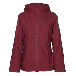 Helly Hansen Sunvalley Womens Insulated Ski Jacket, Port, 256