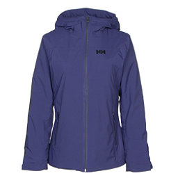 Helly Hansen Sunvalley Womens Insulated Ski Jacket, Lavender, 256