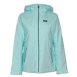 Helly Hansen Sunvalley Womens Insulated Ski Jacket, Glacier, 256