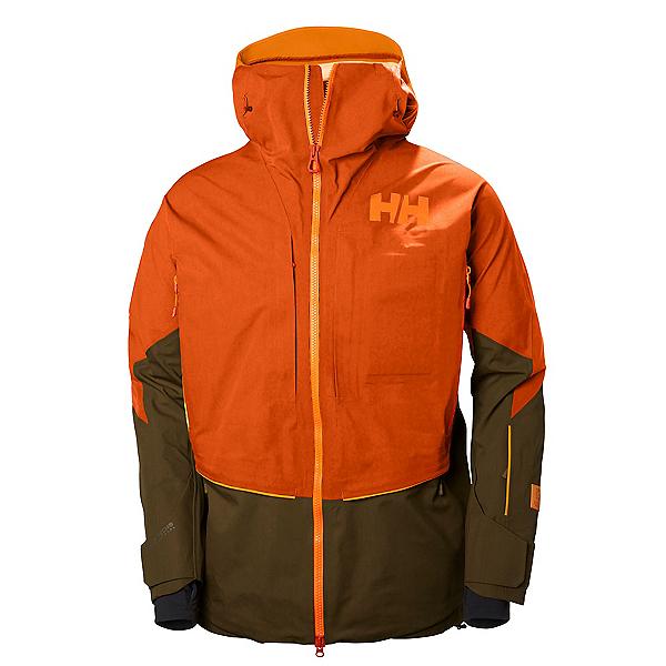 Helly Hansen Elevation Mens Shell Ski Jacket 2018, , 600