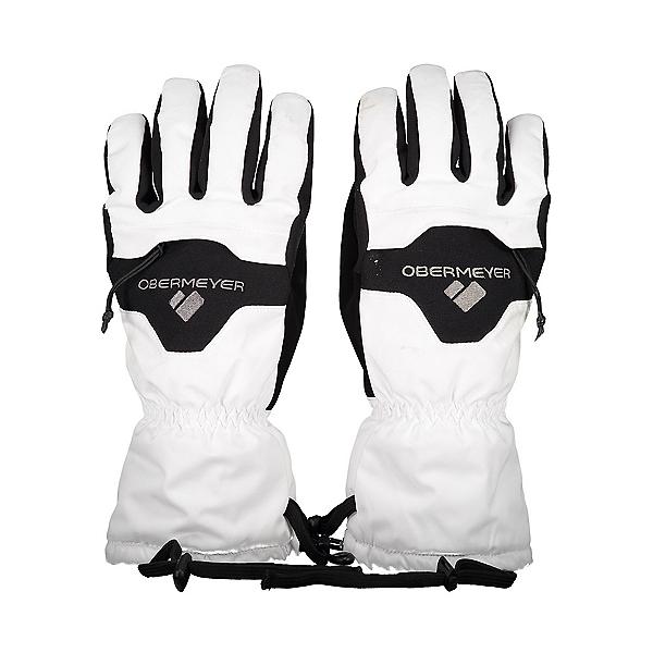 Obermeyer Regulator Womens Gloves, White, 600