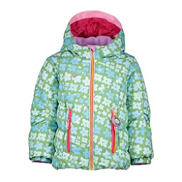 0a52bb72ac2 Obermeyer Cakewalk Toddler Girls Ski Jacket