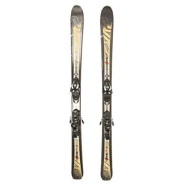 Used 2016 K2 iKonic Skis with Marker MZ10 Bindings C Condition, , 600