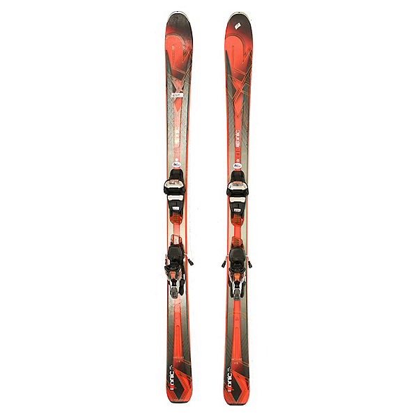 Used 2017 K2 iKonic Skis with Marker MXC12 Bindings C Condition, , 600