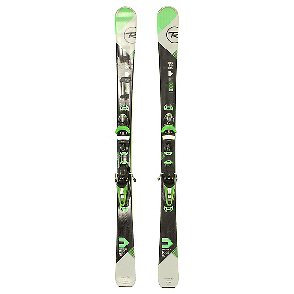 Used 2017-18 Rossignol Experience 84 Skis with Look NX 12 Bindings A Condition, , 600