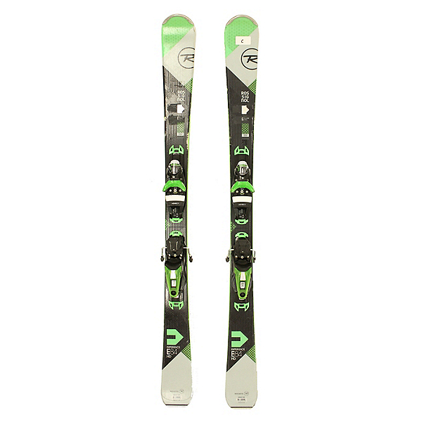 Used 2017-18 Rossignol Experience 84 Skis with Look NX 12 Bindings SALE, , 600