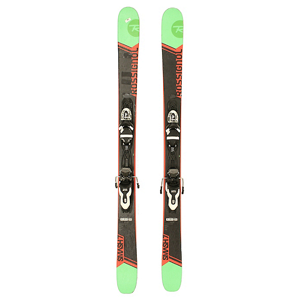 Used 2017-18 Rossignol Smash 7 Skis with Look Express 11 Bindings C Cond SALE, , 600