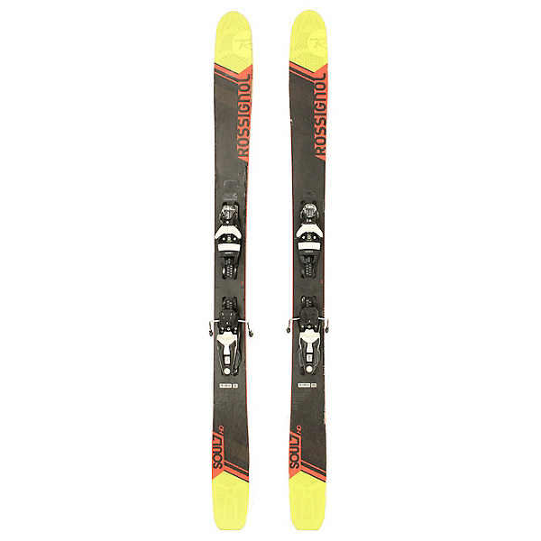Used 2017-18 Rossignol Soul 7 HD Skis with Look NX Bindings C Condition, , 600