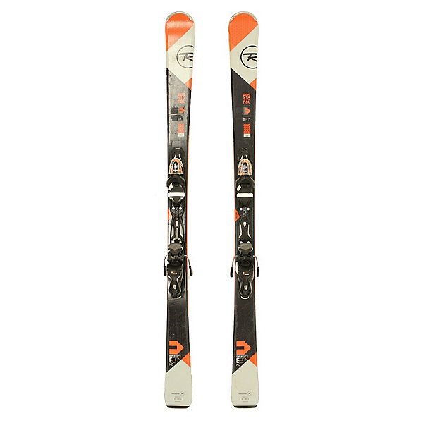 Used 2017-18 Rossignol Experience 80 Skis with Look Express 11 Bindings A SALE, , 600