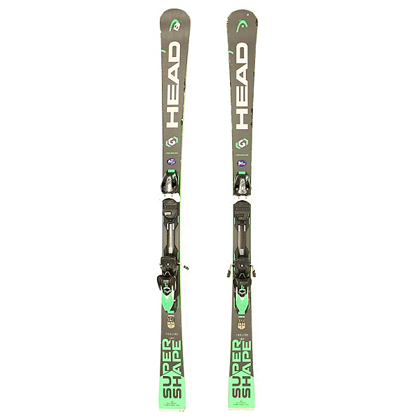 Used 2018 Head i. Magnum Mens Skis with Head PRD 12 Bindings A Condition, , 600