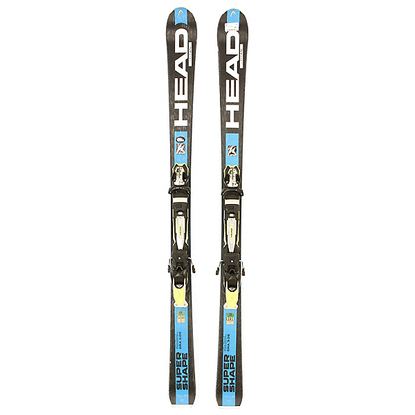 Used 2016 Head i. Titan Mens Skis with Head PRX 12 Bindings A Condition Super Shape, , 600