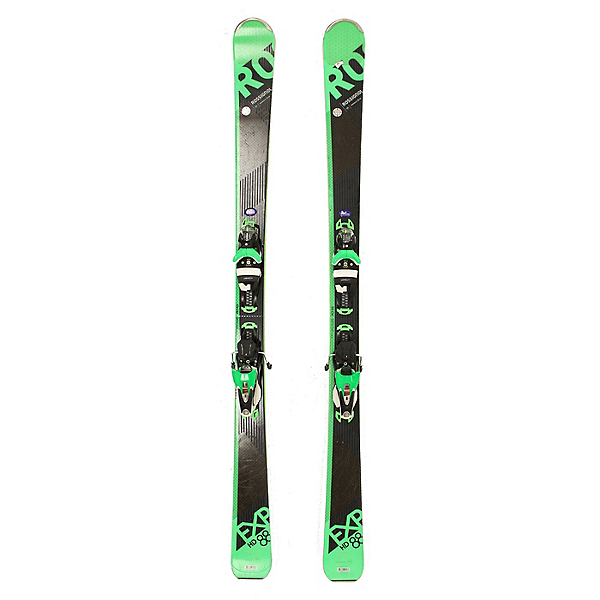 Used 2018 Rossignol Experience 88 HD Skis Look SPX 12 Bindings C Condition, , 600