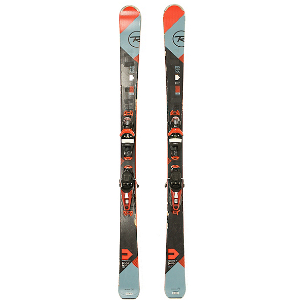 Used 2017 Rossignol Experience 88 HD Skis Look SPX 12 Bindings C Condition, , 600
