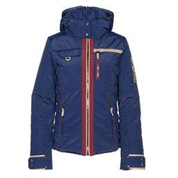 Obermeyer Hadley Womens Insulated Ski Jacket, Resort At Midnight, 256