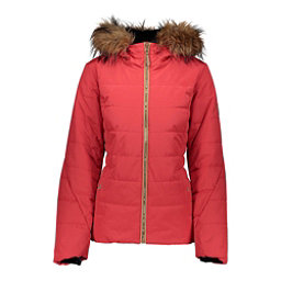 Obermeyer Beau w  Faux Fur Womens Insulated Ski Jacket 787d9c1d6