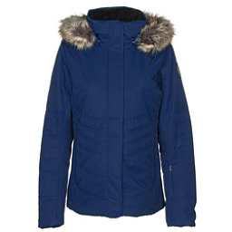 Obermeyer Tuscany II w/Faux Fur Womens Insulated Ski Jacket, Dusk, 256