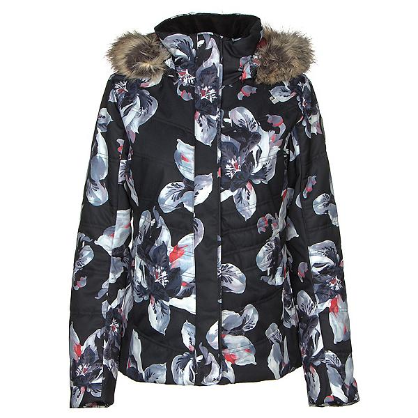 Obermeyer Tuscany II w/Faux Fur Womens Insulated Ski Jacket 2019, , 600