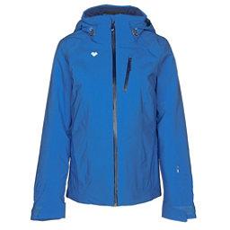 Obermeyer Jette Womens Insulated Ski Jacket, Stellar Blue, 256