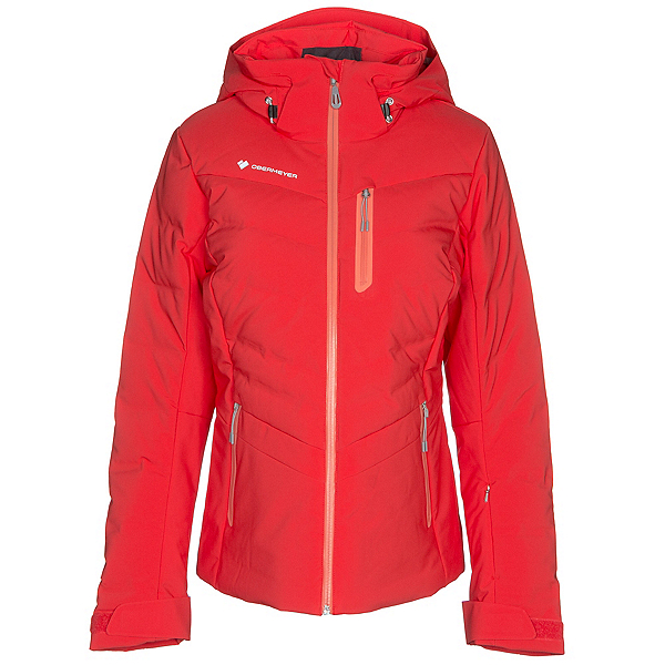 Obermeyer Cosima Down Womens Insulated Ski Jacket, , 600