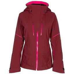 Obermeyer Kahina Womens Insulated Ski Jacket, Major Red, 256