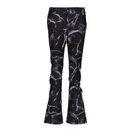 Obermeyer Printed Bond Womens Ski Pants, Ether Print, 256