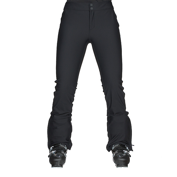 Obermeyer The Bond Long Womens Ski Pants 2019, Black, 600