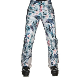 Obermeyer Bliss Womens Ski Pants, Oblivion Print, 256