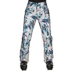 Obermeyer Bliss Short Womens Ski Pants, Oblivion Print, 256