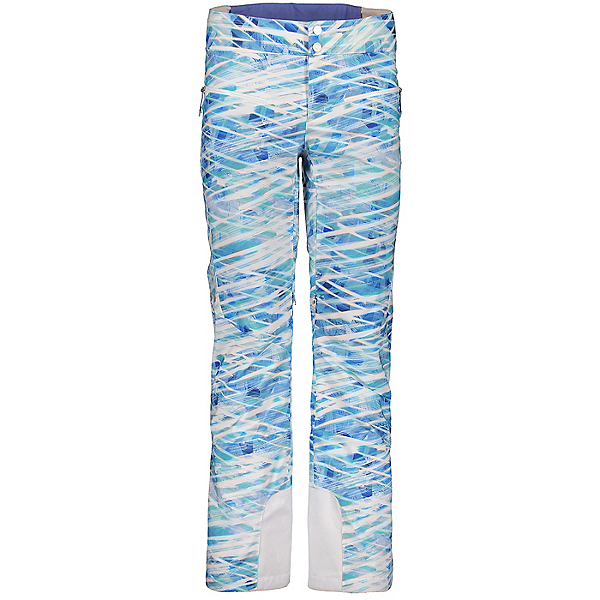 Obermeyer Bliss Short Womens Ski Pants, On Your Contrail, 600