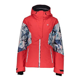 Obermeyer Serendipity Womens Insulated Ski Jacket, After Glow, 256