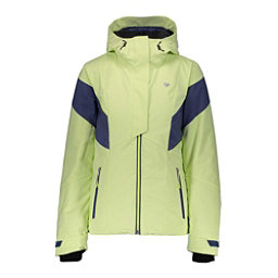 Obermeyer Serendipity Womens Insulated Ski Jacket, Citron, 256