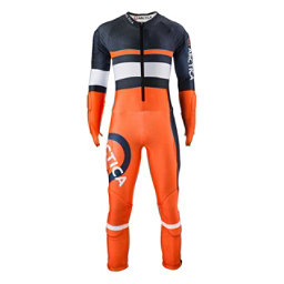 Arctica Racer GS Suit, Midnight-Orange, 256