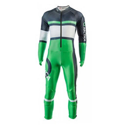 Arctica Racer GS Suit, Midnight-Lime, 256
