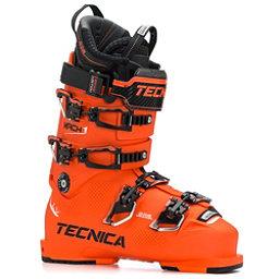 Tecnica Mach 1 130 LV Ski Boots 2019, Ultra Orange, 256
