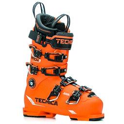 Tecnica Mach 1 130 HV Ski Boots 2019, Ultra Orange, 256