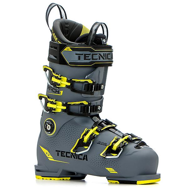 Tecnica Mach 1 120 HV Ski Boots, Sport Grey, 600
