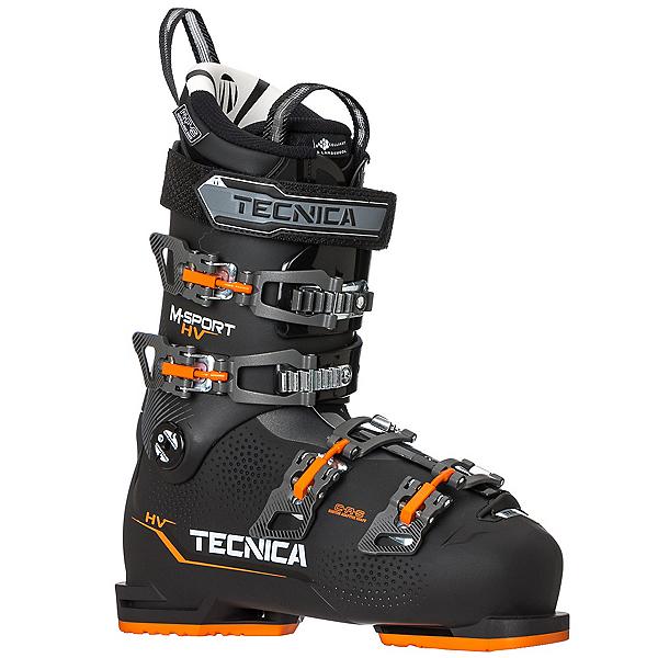Tecnica Mach Sport 100 HV Ski Boots, Black, 600
