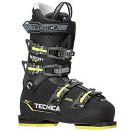 Tecnica Mach Sport 90 HV Ski Boots 2019, Black, 256