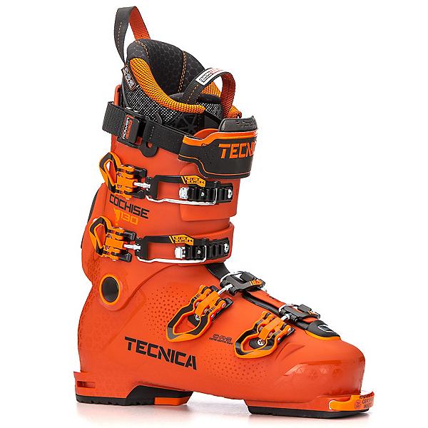 Tecnica Cochise 130 DYN Ski Boots, Orange, 600